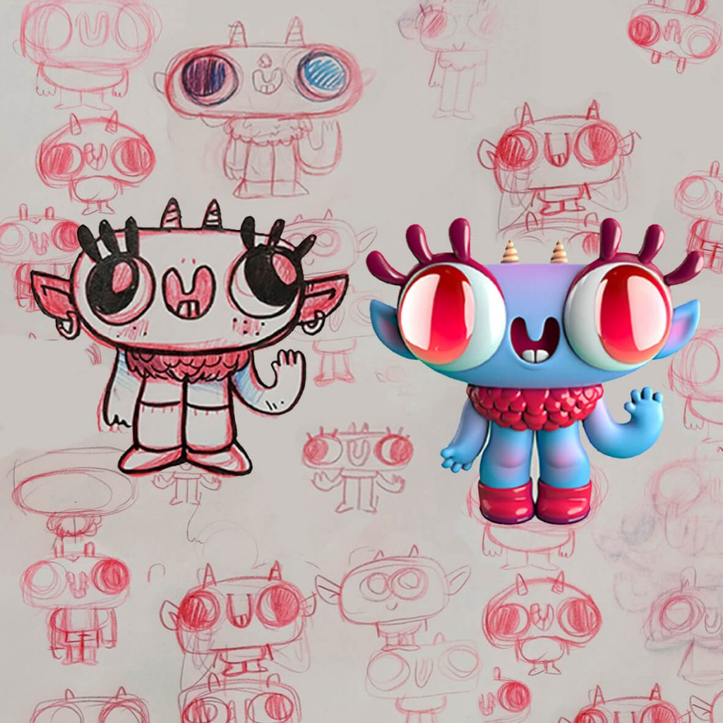Zinkete Talleres Art Toys Consell 81 Expo Toys BCN