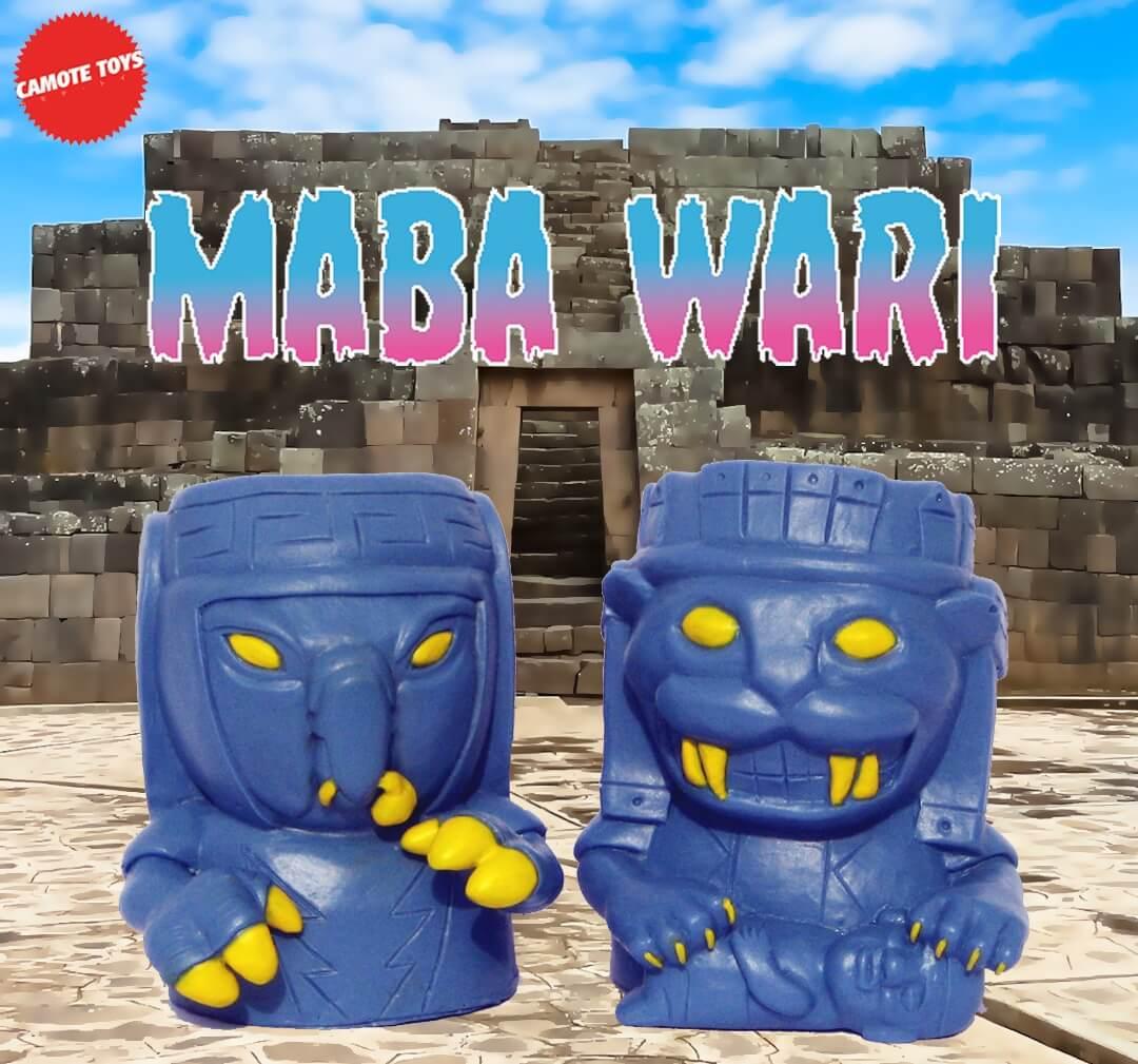 Camote Toys MaBa Wari Art ToyCamote Toys MaBa Wari Art Toy