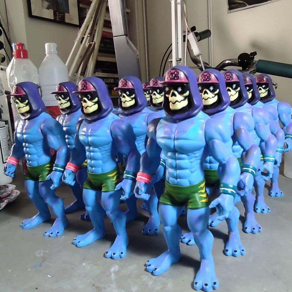 Evil Mind on Vacation Skeletor Hombre bala ToysEvil Mind on Vacation Skeletor Hombre bala ToysEvil Mind on Vacation Skeletor Hombre bala Toys