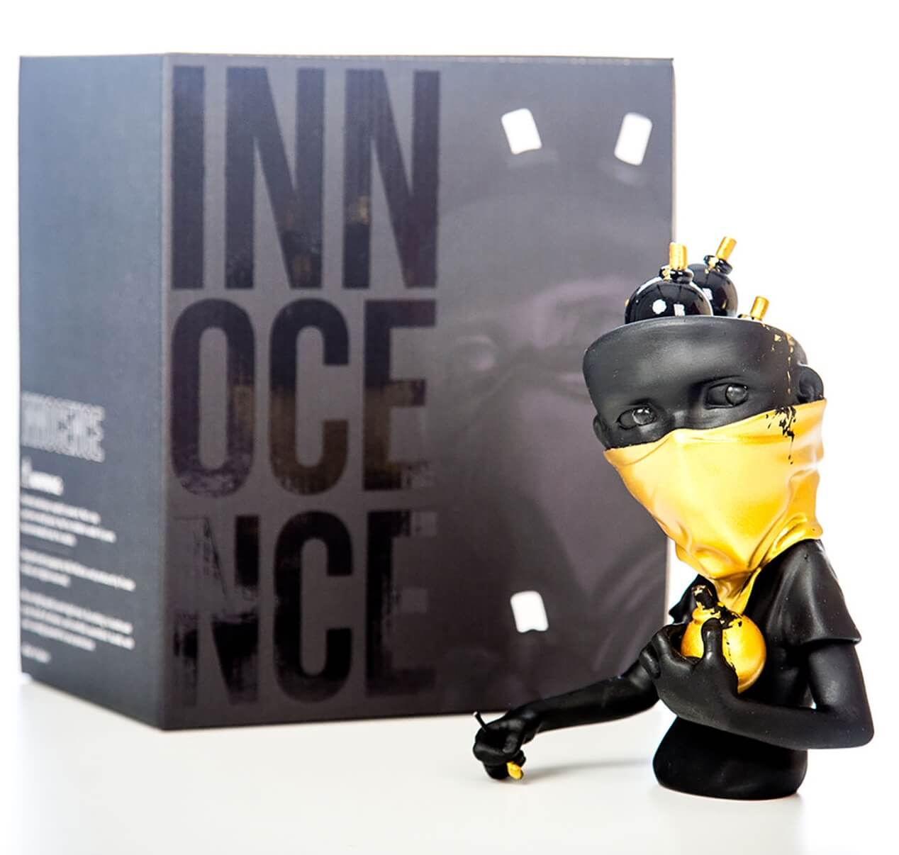 Innocence Moi Martos Feeble Freaks Art Toy