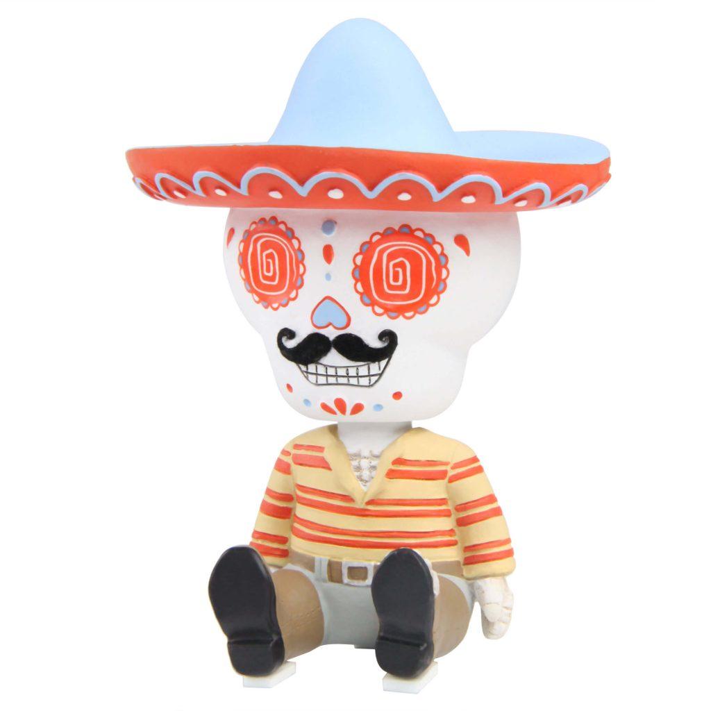 Señor Stashy Dashy Many Hats