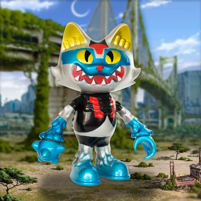 StickUp Monsters Javier Jimenez Art Toy