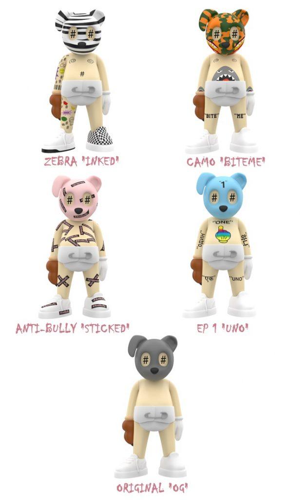 TheFinalBosses Paisus Kickstarter Vinyl Art Toy