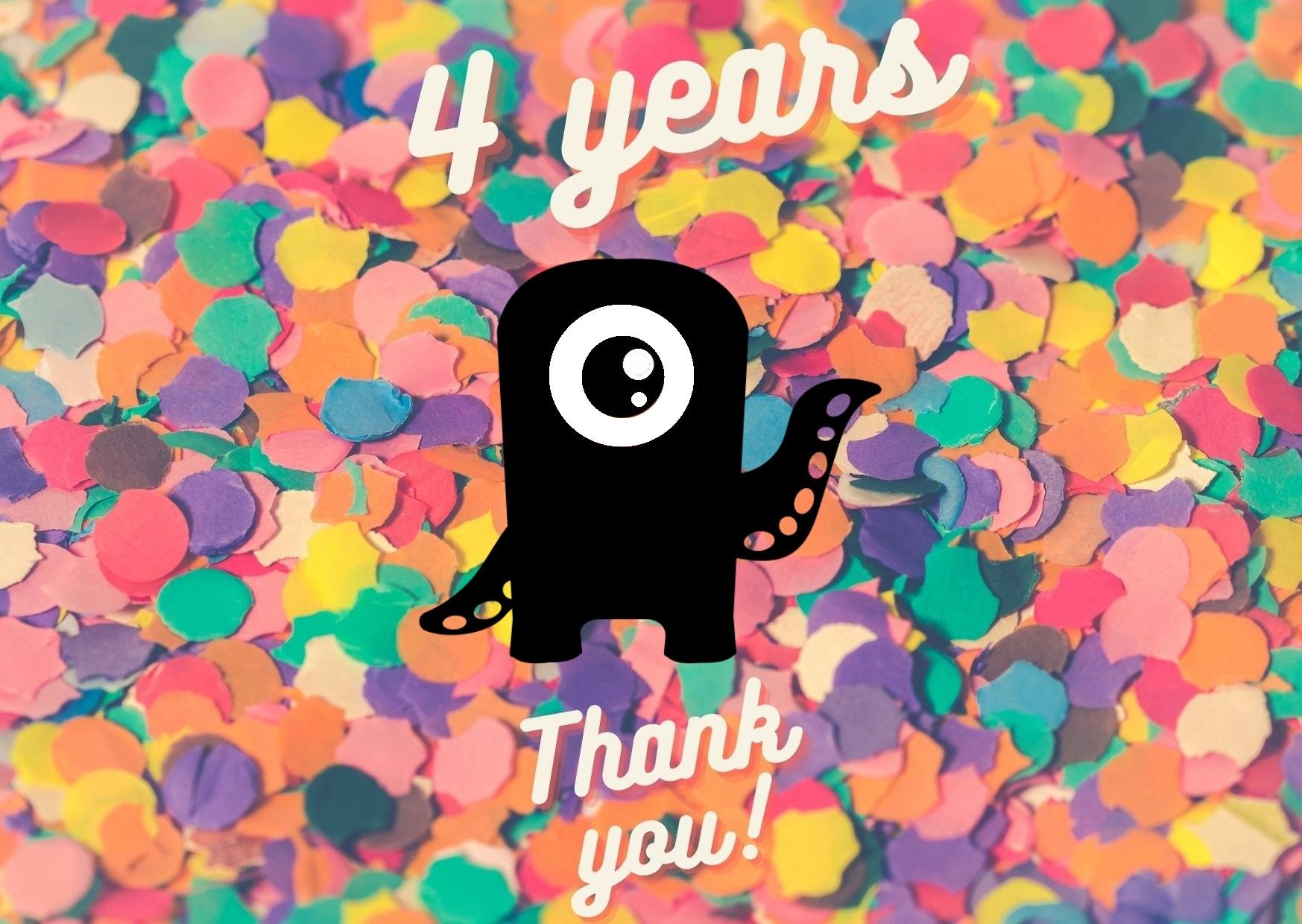 Zona Toys Blog 4 Anniversary