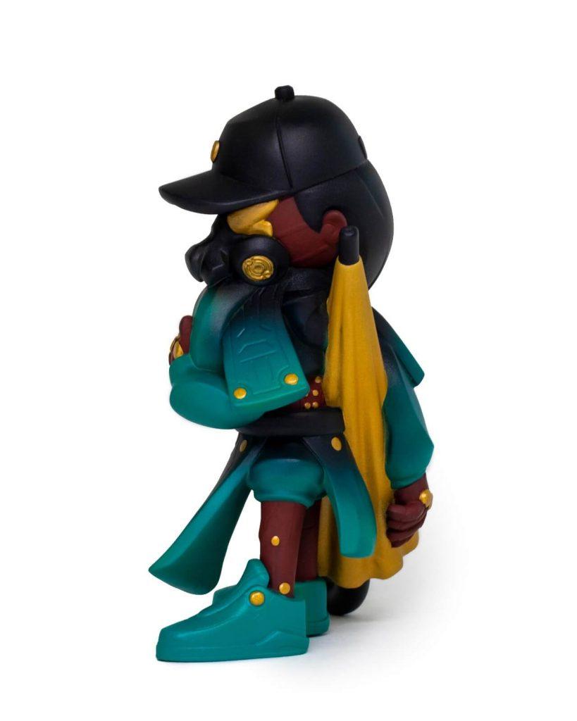 武CHING ll de ELZ-co Art Toy (1)