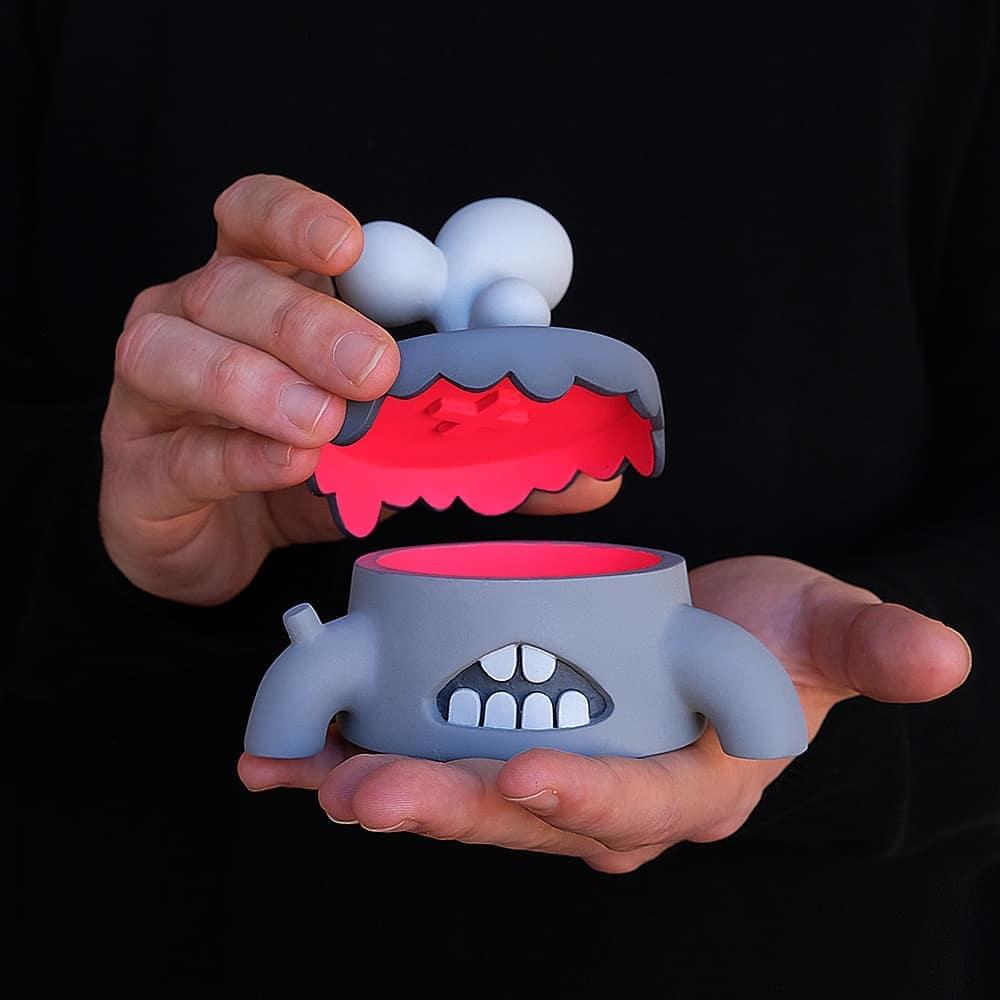 Moody Zinkase Pablo Hernandez Art Toy