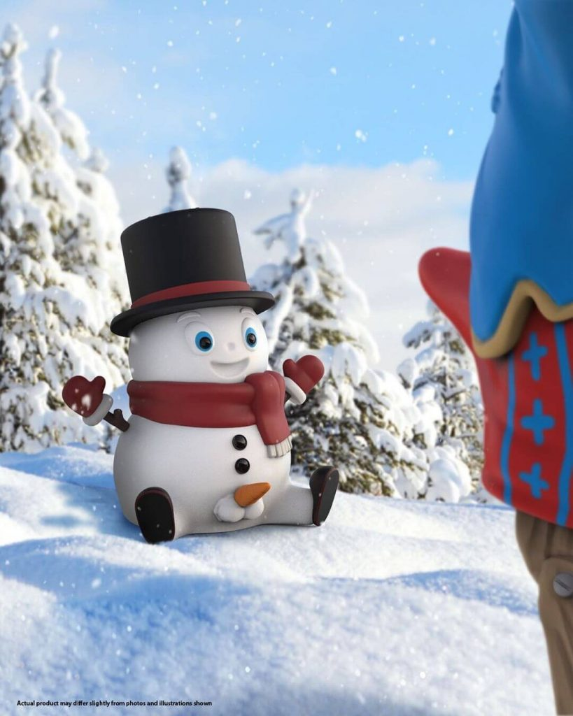 Snow Balls Juce GAce Mighty Jaxx Art Toys Xmas