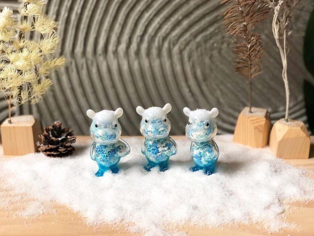 Snowflake Hibbo de Fufufanny