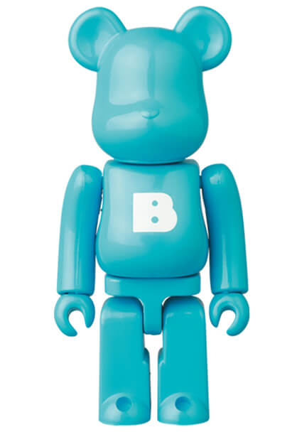 Basic Turquoise Bearbrick Series 41