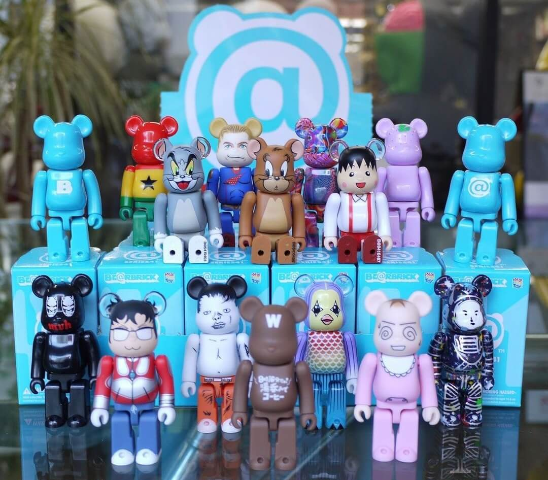 Bearbrick Series 41