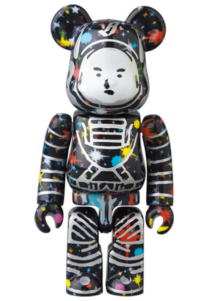 Billionaire Boys Club Starfield Astronaut Bearbrick Series 41