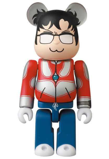 Hideaki Anno Return of Ultraman Bearbrick