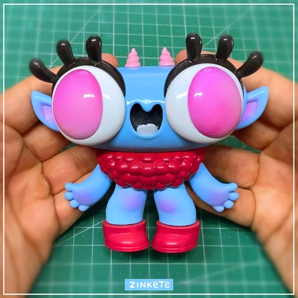 Madui Maduisha Zinkete Art Toy