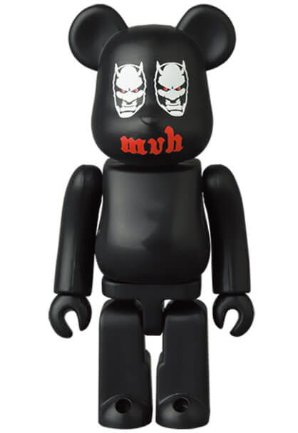 Mutant Vinyl Horror Bearbrick Series 41