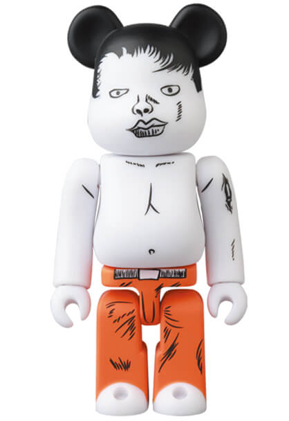 Screw Style Yoshiharu Tsuge Bearbrick Series 41