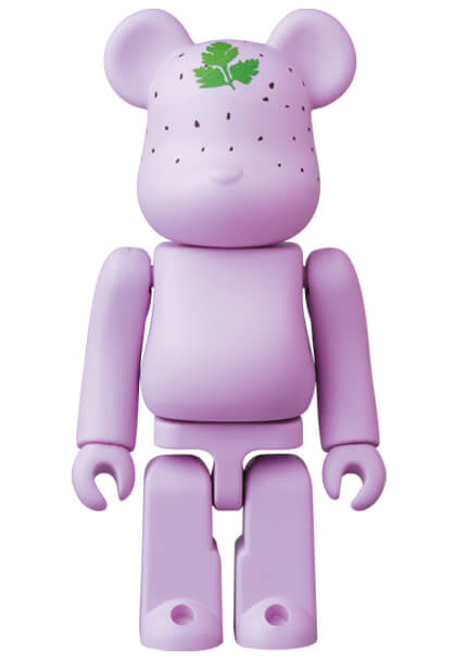 Sweet Purple Potato jelly Bearbrick