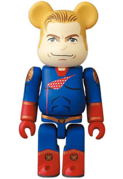 The Homelander The Boys Bearbrick Series 41