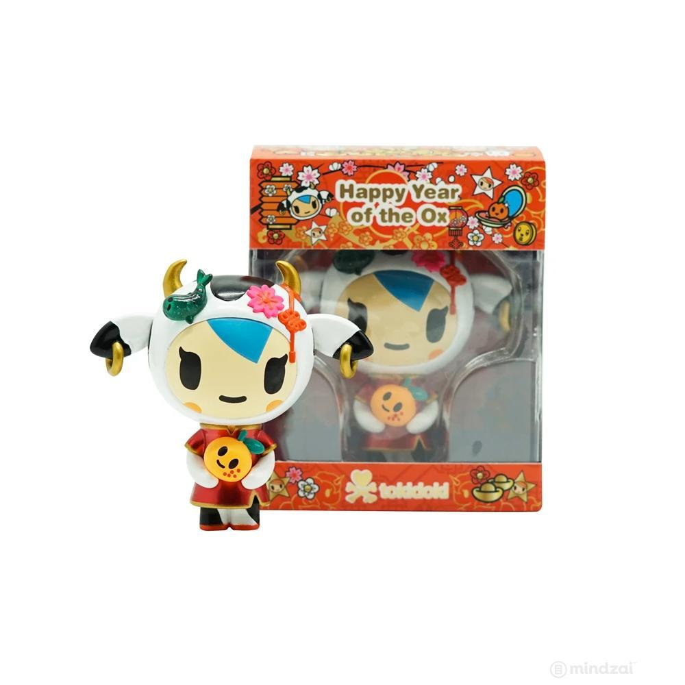 Year of the Ox 2021 de Tokidoki Mozzarella