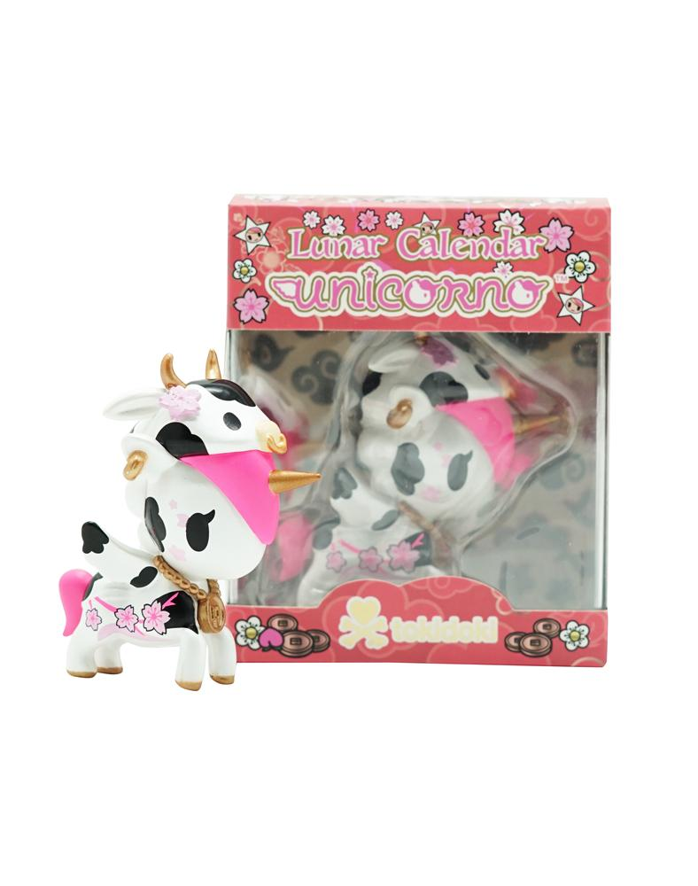 Year of the Ox 2021 de Tokidoki Unicorno