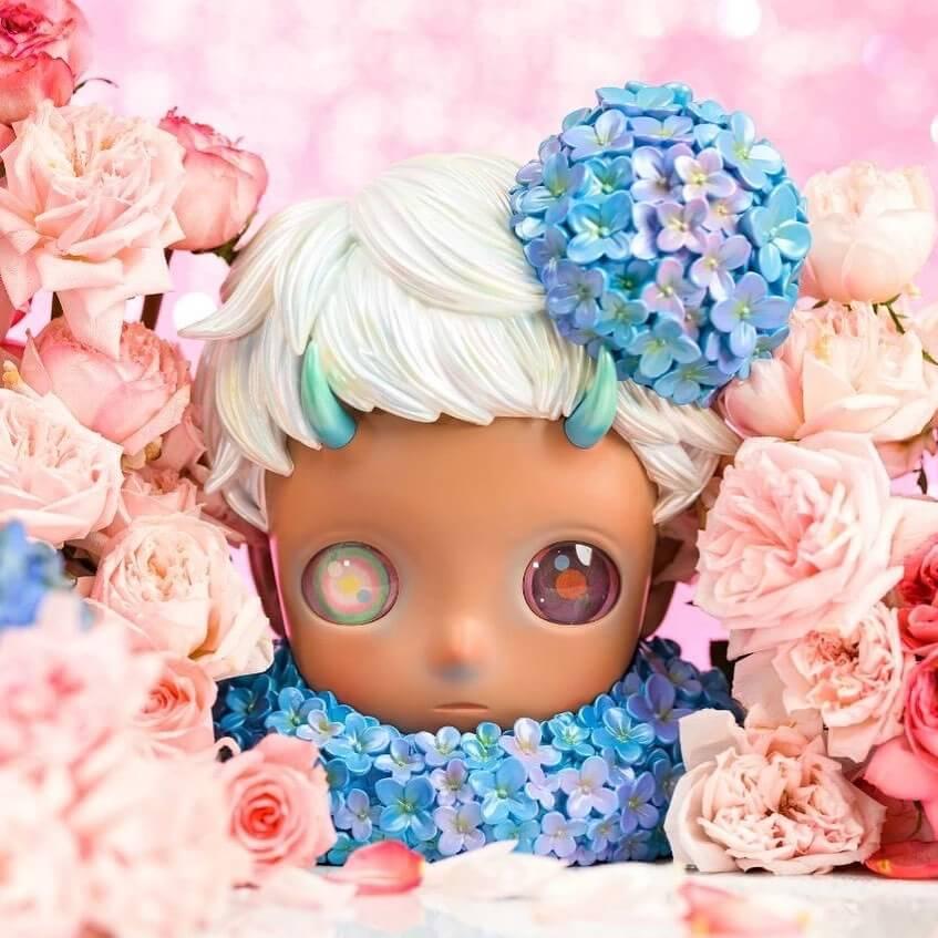 Flower Child de Hikari Shimoda x Apporfolio