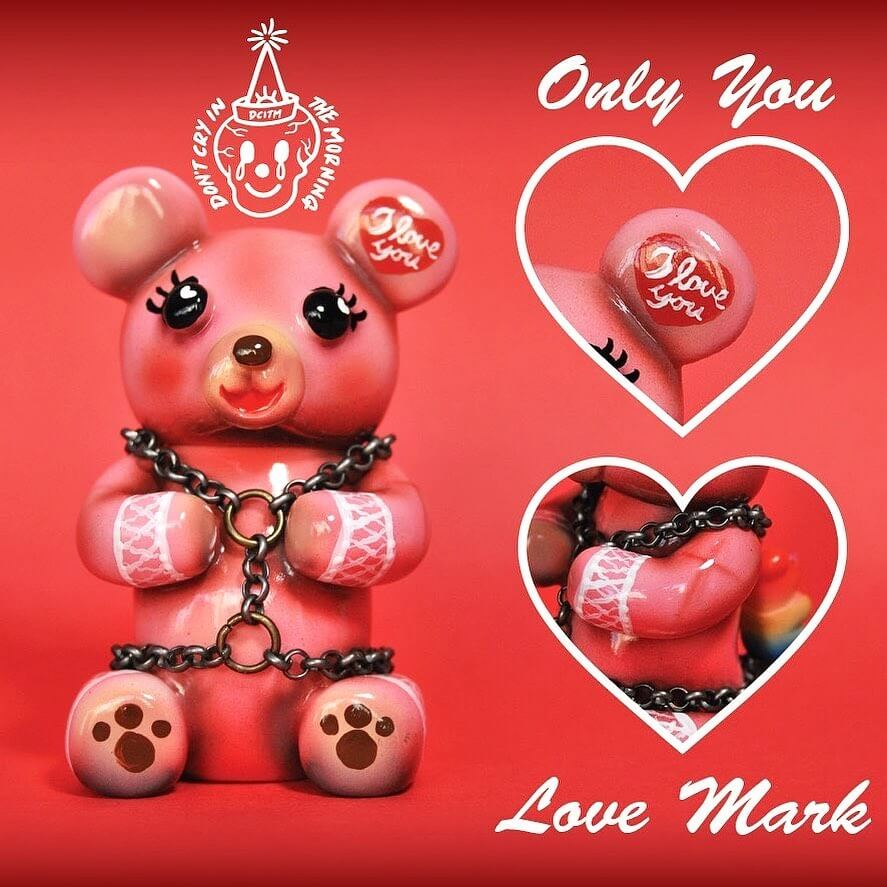 Love Bear One Off Fuku de Don't Cry in the Morning
