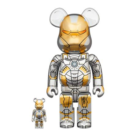 Bearbrick-Marvel-Ironman-x-Sorayama-100_-_-400_--Zona-Toys