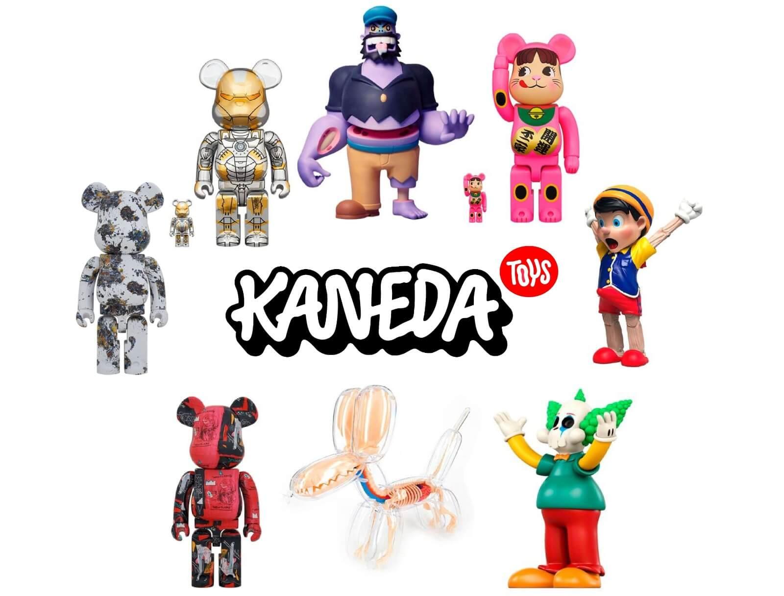 Kaneda Toys Zona toys