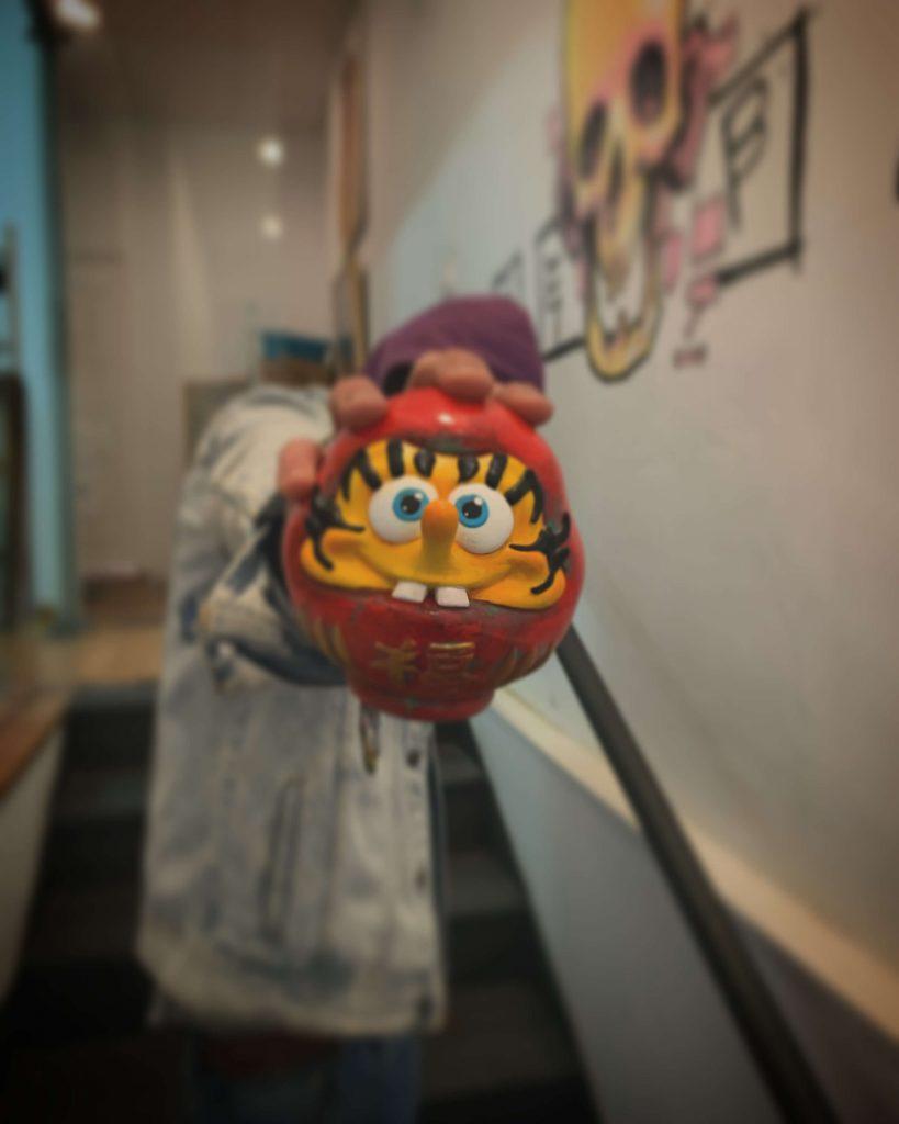 Art Toy Invasion Moi Martos