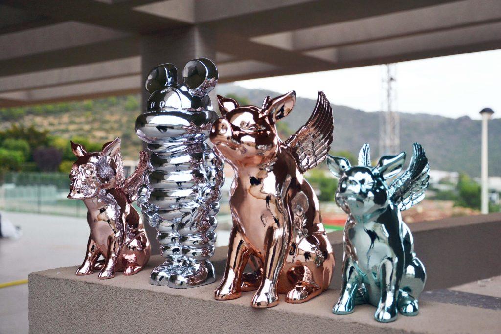 Art Toy Invasion Pitiminis